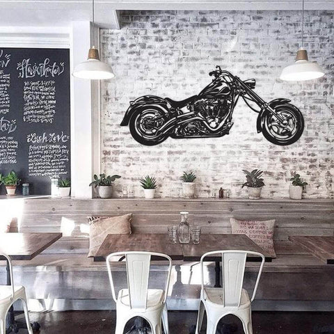 metal wall art decor for commercial spaces