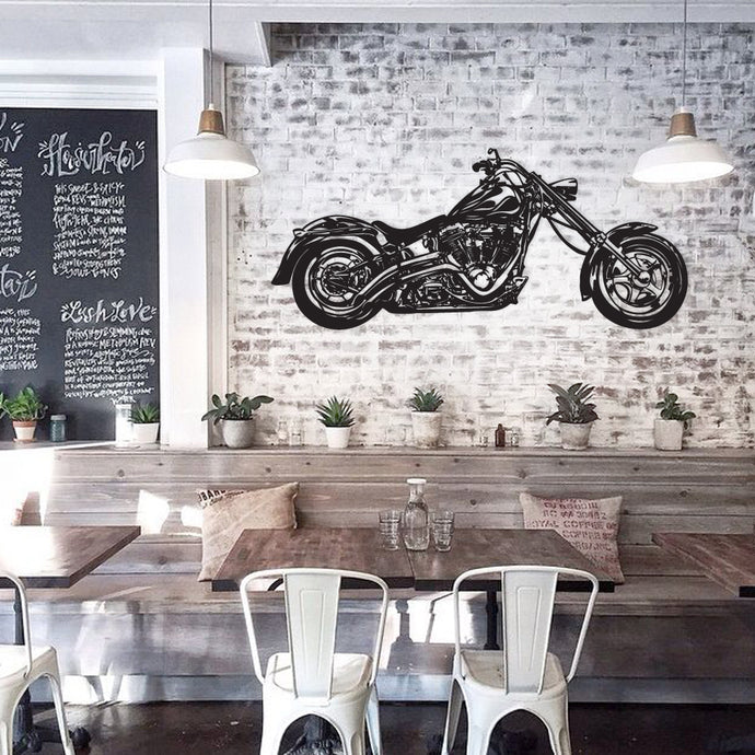 Art of Motors Metal Wall Art