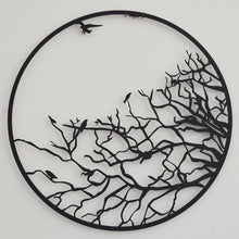Load image into Gallery viewer, Branches of The Tree Metal Wall Decor