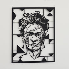 Load image into Gallery viewer, Frida X Metal Wall Art