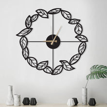Load image into Gallery viewer, Leaf Clock