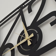 Load image into Gallery viewer, Modest Art Metal Wall Clock