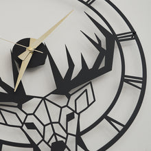 Load image into Gallery viewer, Nice Deer Clock