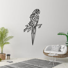 Load image into Gallery viewer, Parrot Metal Wall Art & Decor