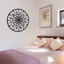 Load image into Gallery viewer, Horoscope Zodiac Metal Wall Art & Decor