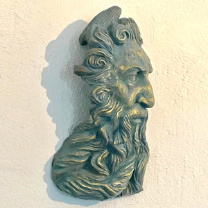 Moses Sculpture