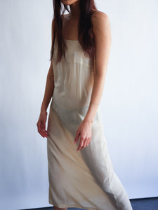 Vintage handmade slip dress
