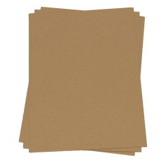 recycled sustainable brown kraft paper