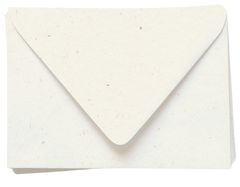 wheat cream ivory euro flap recycled eco friendly sustainable wedding invitation envelope