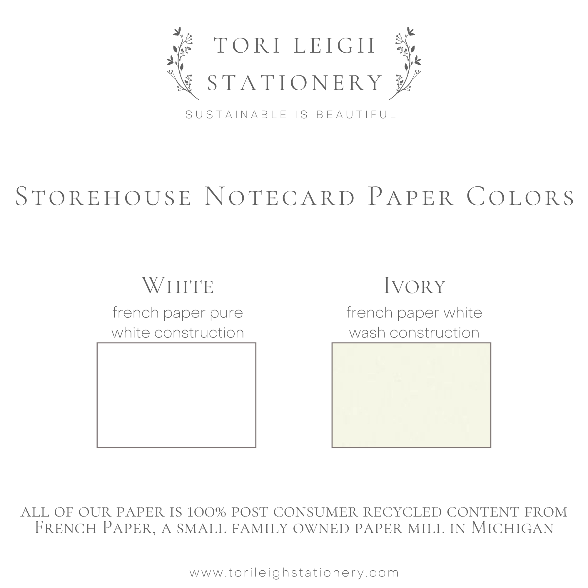 The Storehouse Notecards