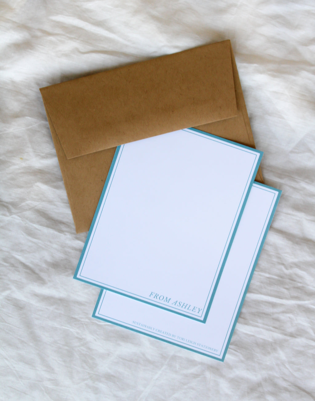 Centreville Personalized Notecards