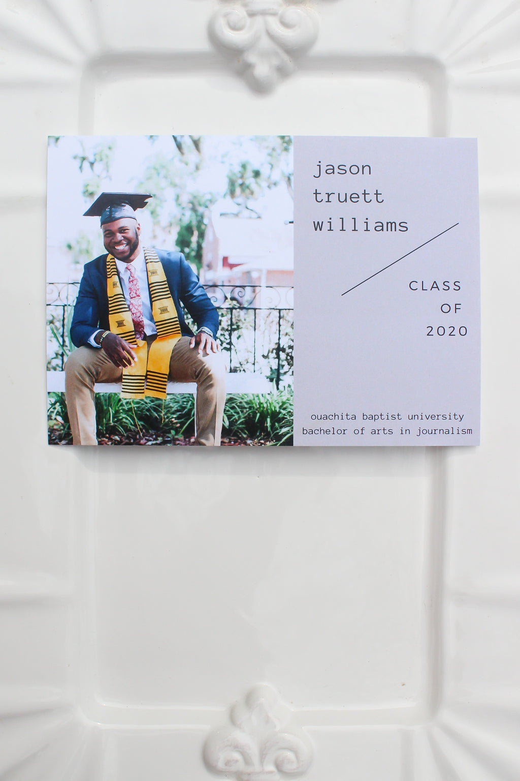 Malmö Graduation Announcements