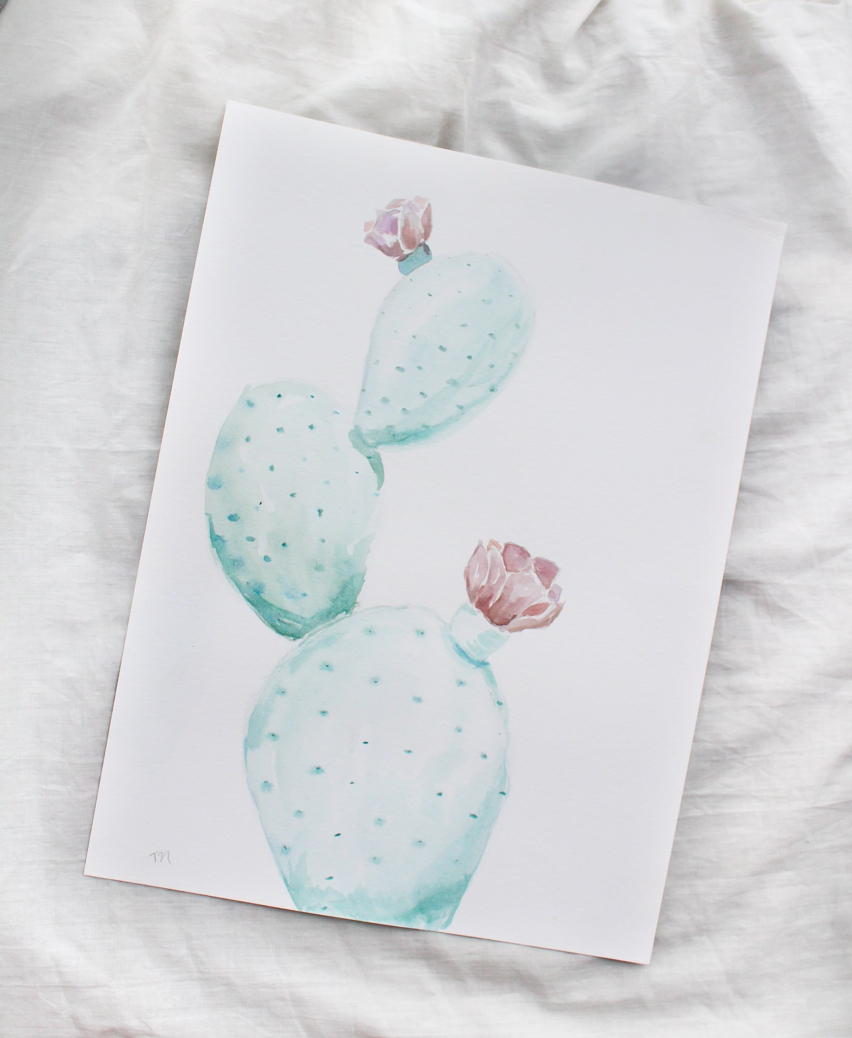 Cactus 'With Love from Texas' Notecards