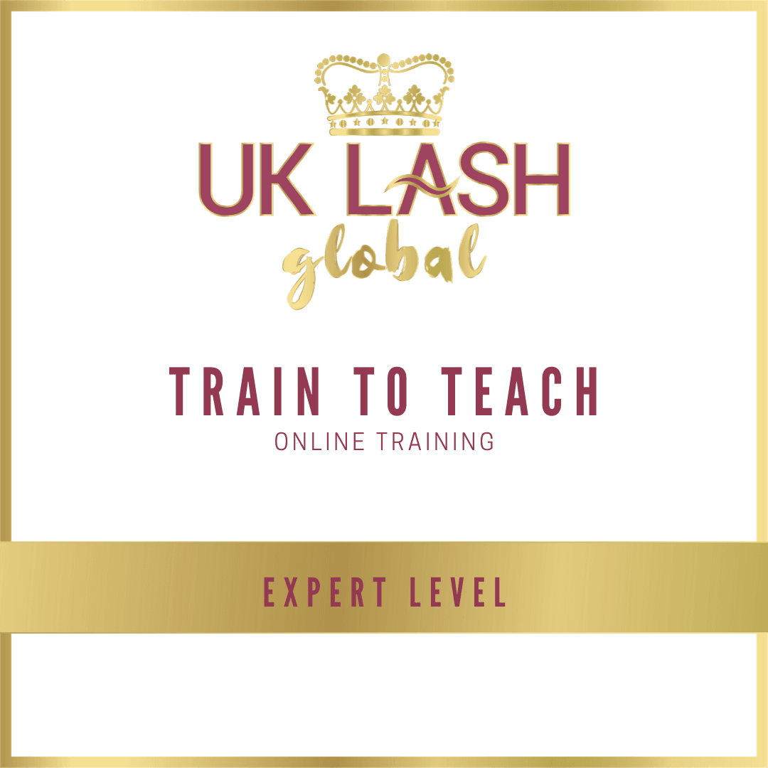 Online - How To Become A Lash Teacher - Train To Teach - UK LASH GLOBAL