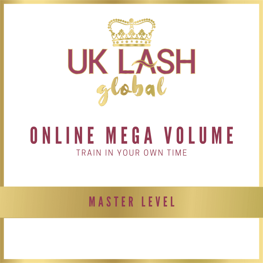 Online Mega Volume Training Course - UK LASH GLOBAL