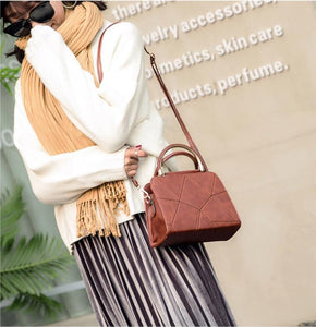 Handbag handbags wild small bag Messenger bag - ethnic-ville-shop