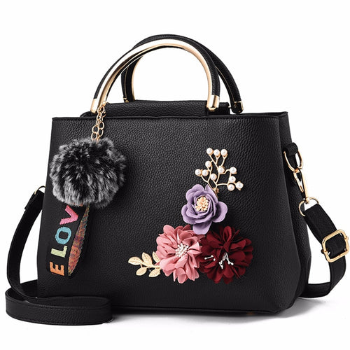 Fashion Luxury Leather Bag - ethnic-ville-shop