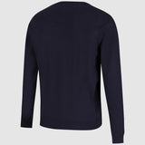 Diesel K Benti V Neck Jumper - Navy - back