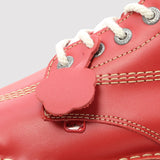 Kickers Kick Hi Classic Boot - Red - logo