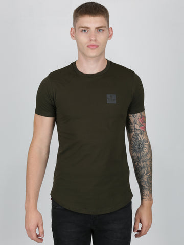 Luke 1977 BACKAND4TH T Shirt - Khaki