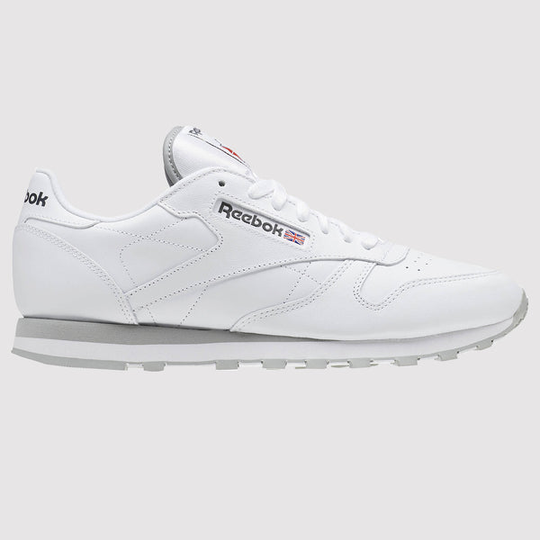 Reebok Classic Trainers - White - Side