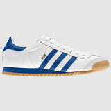adidas Originals ROM Trainers - White Blue - side