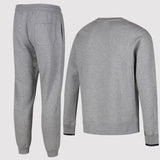 Nike Air AW77 Heritage Fleece Tracksuit - Grey - Back