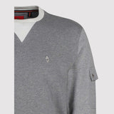 Luke 1977 Tri Max Sweatshirt - Grey - Detail