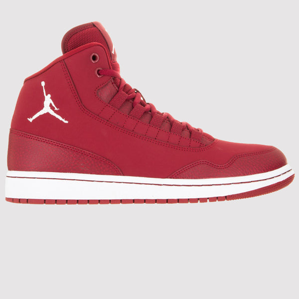 Nike Air Jordan Executive Trainers - Red - Side