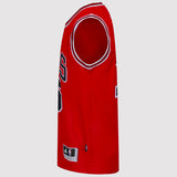 adidas Chicago Bulls Pau Gasol Swingman Jersey side