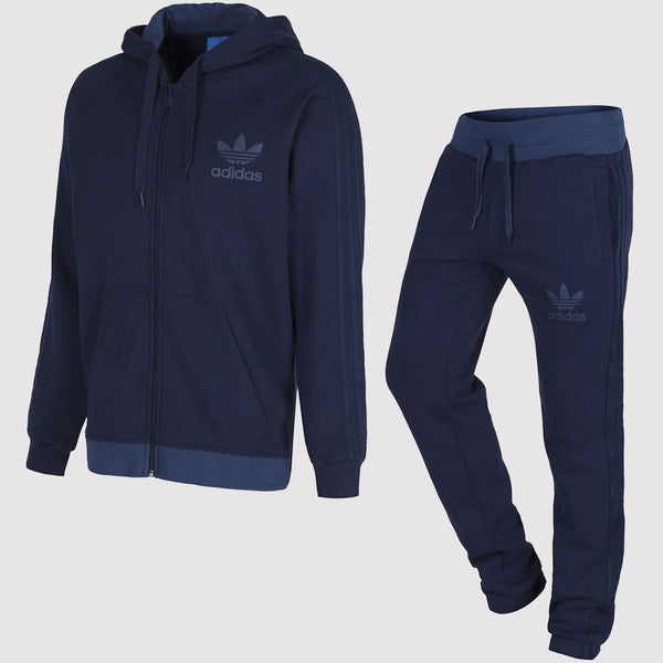 adidas Originals SPO Tracksuit - Navy - full
