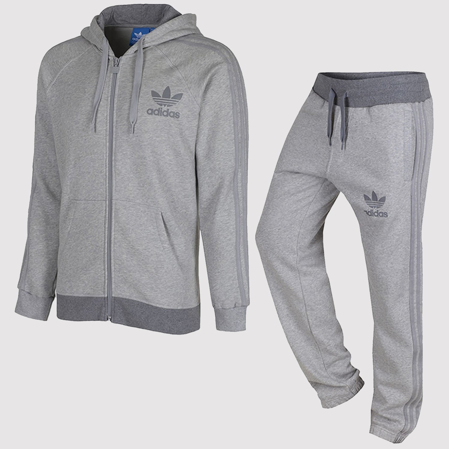 ADIDAS SPO HOODED FLOC MENS X53001 SIZE M at Amazon Men's