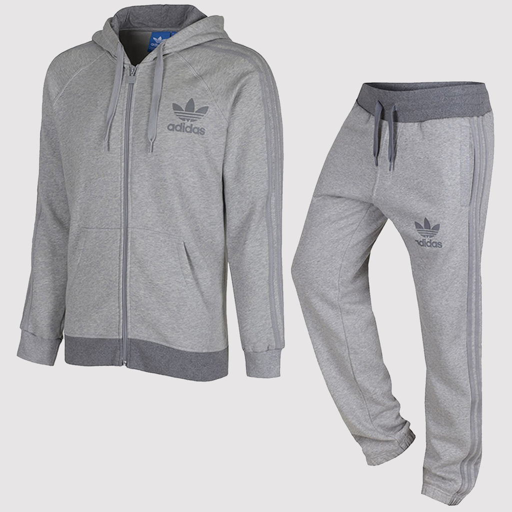 adidas Originals Tracksuit SPO - Grey - full