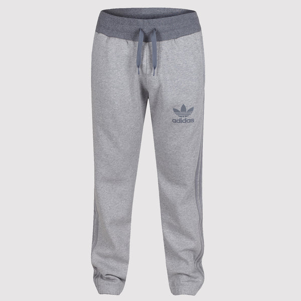 adidas Originals SPO Sweat Pants - Grey - Front
