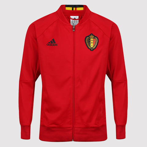 adidas Belgium Anthem Jacket - Red