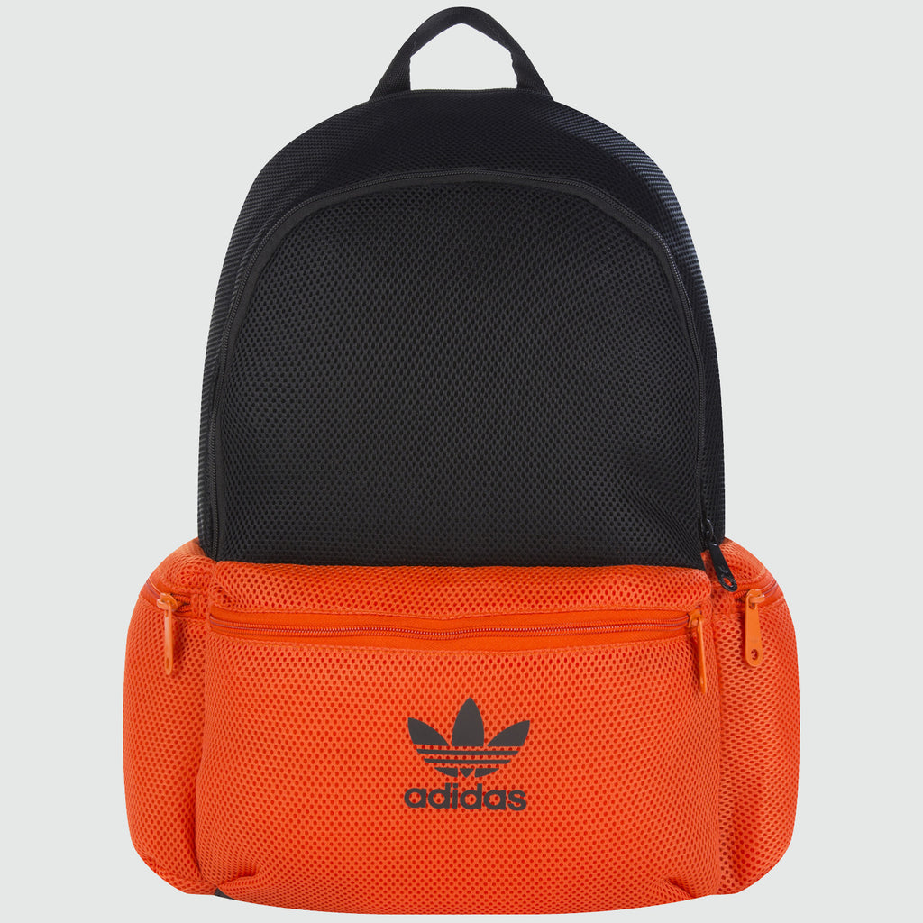 adidas Originals Basketball Inspired Backpack - Front View