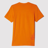adidas Originals Netherlands T Shirt - Orange - Back