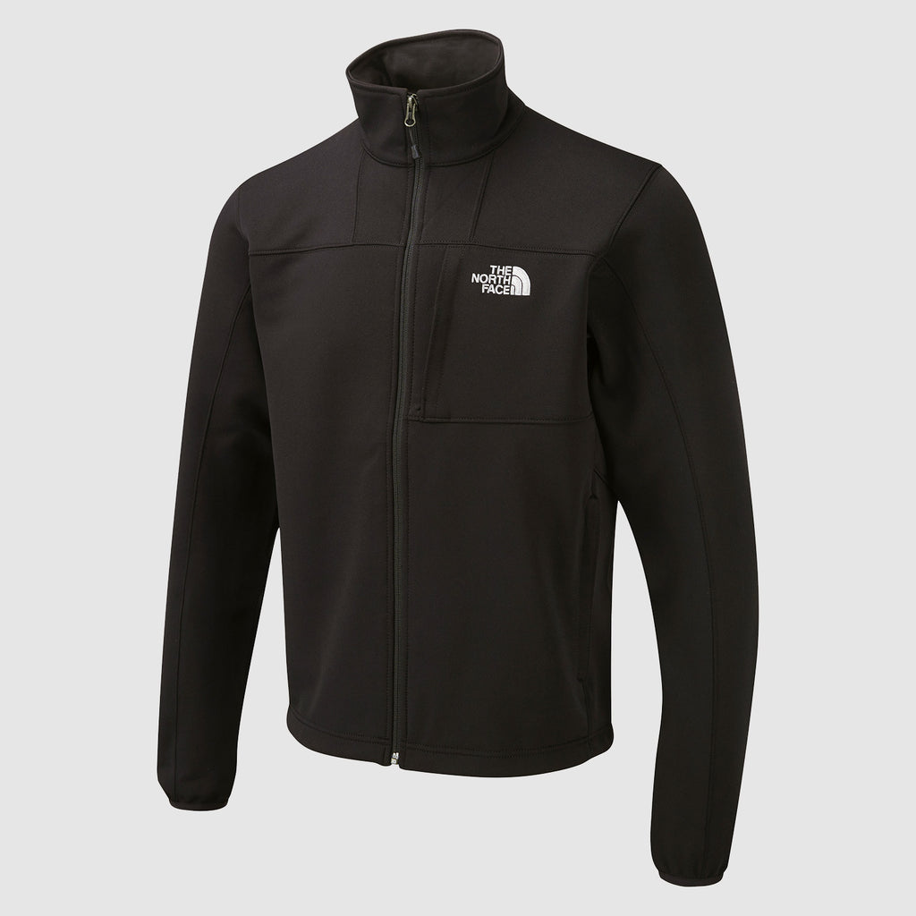 The North Face Men's Momentum Jacket - Black - front
