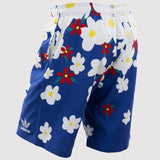adidas Originals Pharrell Williams Daisy Swim Shorts - Blue - back