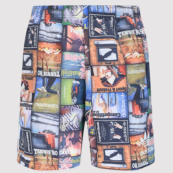 adidas Originals AOP Board Shorts - Multi - AY7718