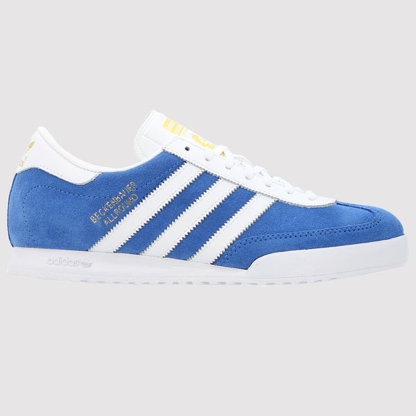 adidas Originals Beckenbauer Trainers - Blue - front