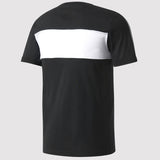 adidas Originals Block T Shirt - Black - BQ9366 - back