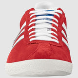 adidas Originals Men's Gazelle OG Trainer - Red - front
