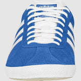 adidas Originals Men's Gazelle OG Trainer - Blue - front