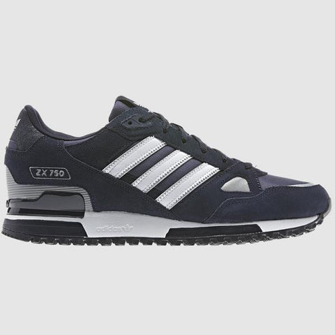 adidas Originals Men's ZX 750 Trainer - Navy