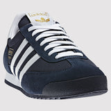 adidas Originals Dragon Trainers - Navy - front