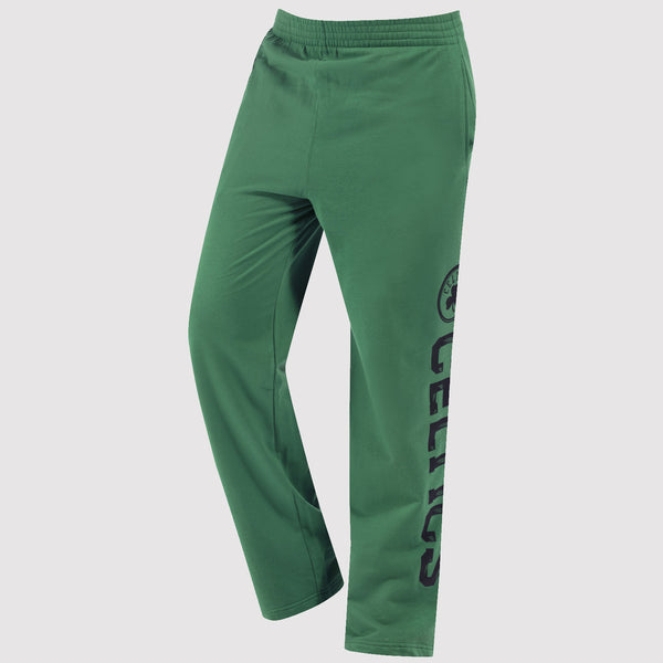 adidas Men's Boston Celtics Training Pants - Main View