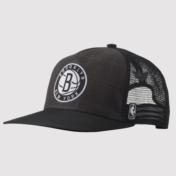 adidas Originals brooklyn cap - black - front
