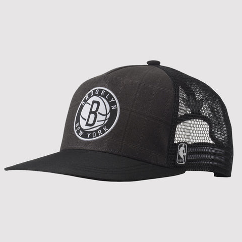 adidas Originals Brooklyn Nets NBA Trucker Cap