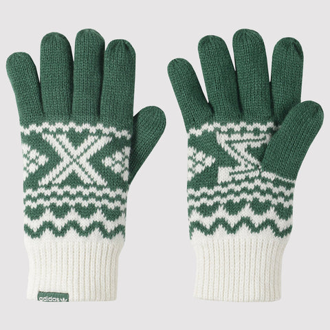 adidas Originals ZX Padded Gloves - Green